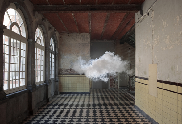 "Berndhaut Smilde - ""Nimbus D'aspremont"", (2012), Courtesy of Mim art gallery"