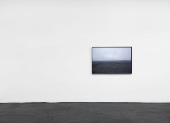 Olafur Eliasson - print from 'The hut series' (2012), 56 C-prints, overall dimensions: 211,4 x 389,2 cm; copyright Olafur Eliasson 2012; photo by Jens Ziehe, courtesy of neugerriemschneider, Berlin