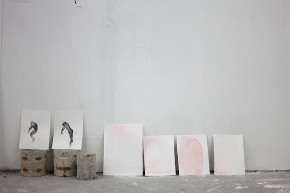 Berlin Art Link Studio Visit with Marisa Mandler