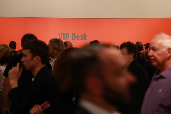 Art Basel Miami Beach VIP Desk line