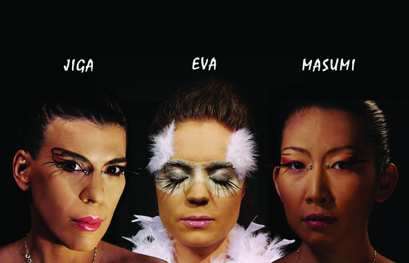 Jiga Eva Masumi