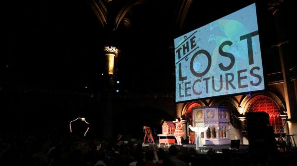 View of the Lost Lectures 6: The Lost World (London)