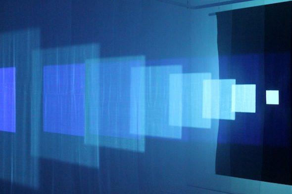 "Kite & Laslett - ""Reflex"" (2013), installation view at Import Projects"