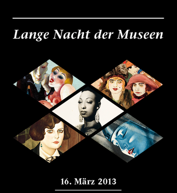 Poster Long Night of Museums; credit: Kulturprojekte Berlin