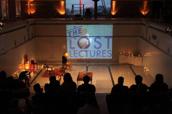 The Lost Lectures, Berlin
