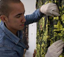Berlin Art Link Studio Visit with Angel Otero