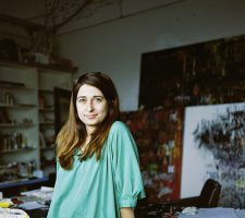 Berlin Art Link Studio Visit with Despina Stockou