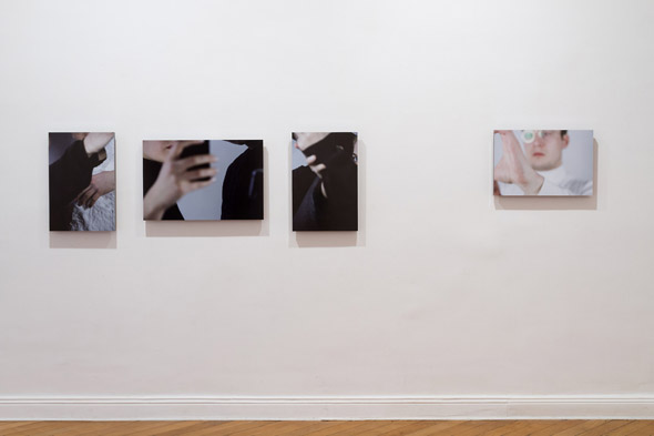Lindsay Lawson, installation view