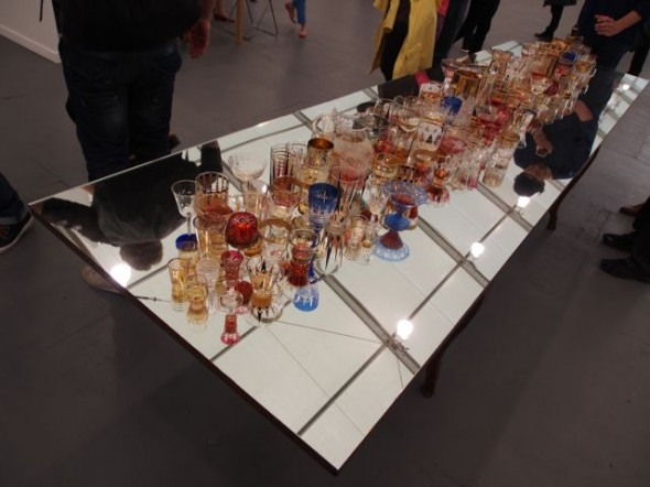 Valeska Soares' Finale, 2013 ( bagged by the Miami-based Cisneros Foundation for $120,000 )