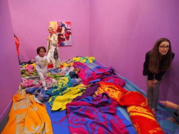 Kids playground at Gavin Brown's Enterprise