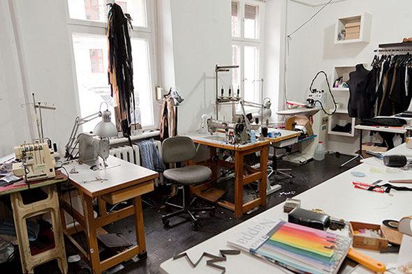 Berlin Art Link Studio Visit with DSTM