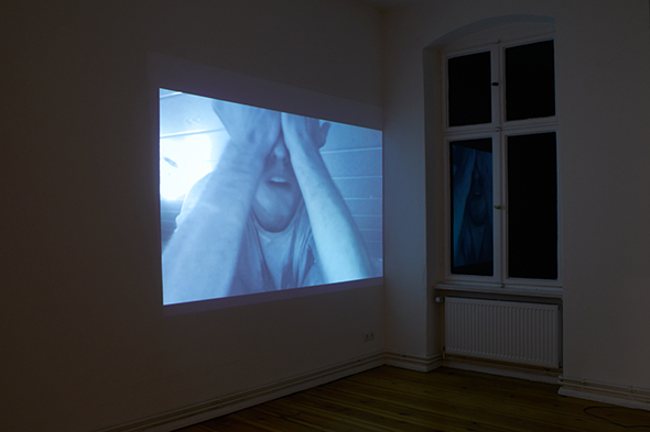 "Linus Dutz - ""Home"" (2013), video, 33 seconds"