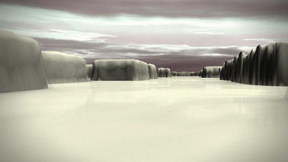 """Spiros Hadjidjanos - """"Displacement Maps"""" (2012)"""