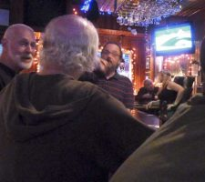 New York WalkAbout: Working Class Bars; photo: Barbara Confino