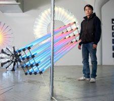 Berlin Art Link Studio Visit with James Clar