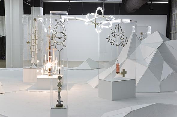 Björn Dahlem, The Island, Galerie Guido W. Baudach, Roman März