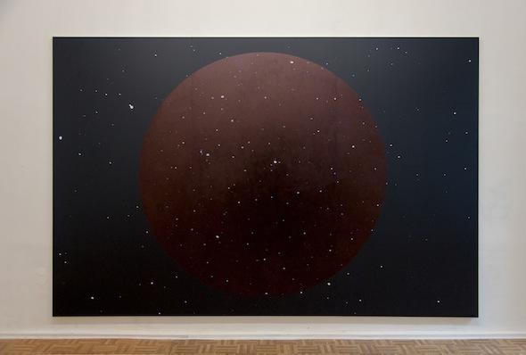 """Trevor Lloyd - """"Untitled Landscape"""" (2011); photo: Joe Goergen"""