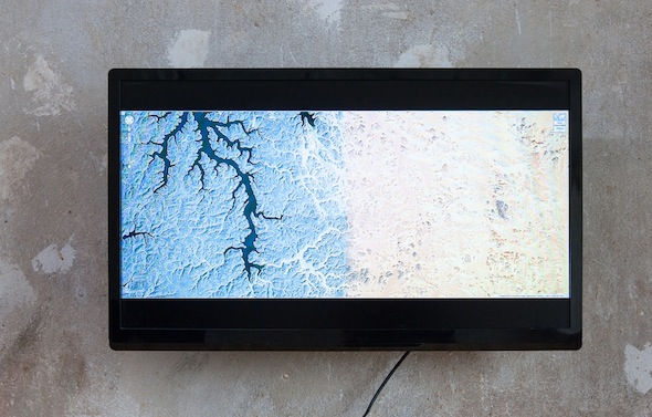 "Daniel Schwarz - ""juxtapose""  (2012); photo: Joe Goergen"
