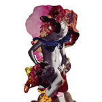 Berlin Art Link Ashkan Honarvar, Age of adz honarvar, collage