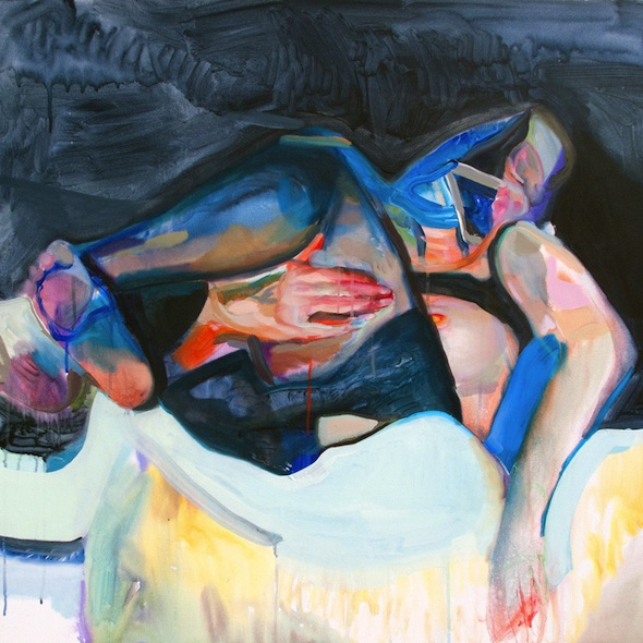 Acrylic, Painting, Figurative, Berlin-based artist
