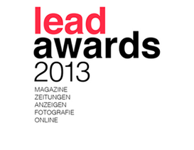 Berlin Art Link Blog about Lead Awards Nomination 2013