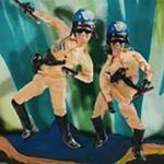 Berlin Art Link BLINK Blog featuring Martha Colburn