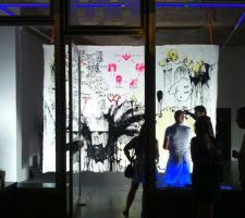 Berlin Art Link interview with LSD Galerie, Alexei Kostroma, No Pain No Brain
