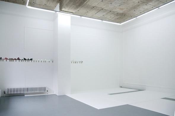Berlin Art Link interview with LSD Galerie, Anneke Eussen, NEUBAU Stuck