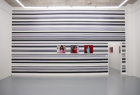 Berlin Art Link interview with LSD Galerie, Inaugural Show