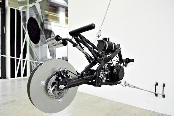 """Berlin Art Link Blog, exhibition """"new atlantis"""", Luc Mattenberger - """"Treuil"""""""