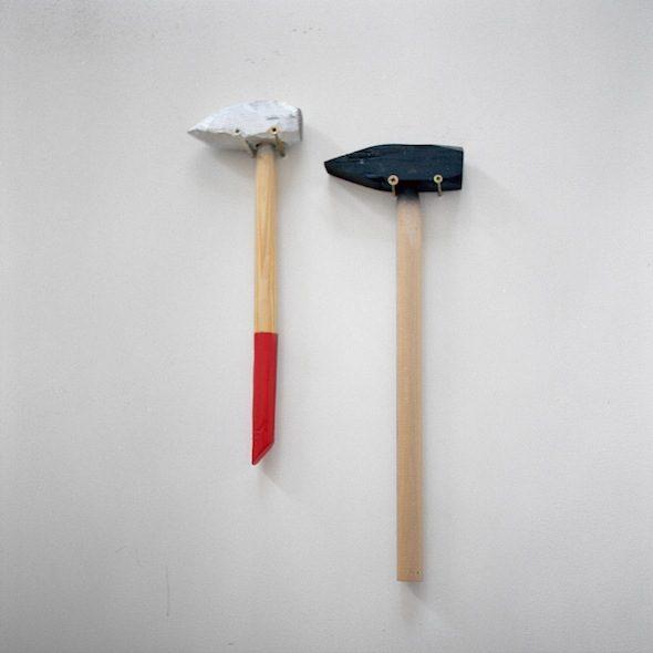 Berlin Art Link Studio Visit with Michael Sailstorfer
