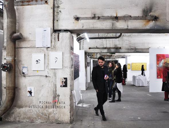 Berlin Art Link Discover, Berliner Liste, Michael Plata