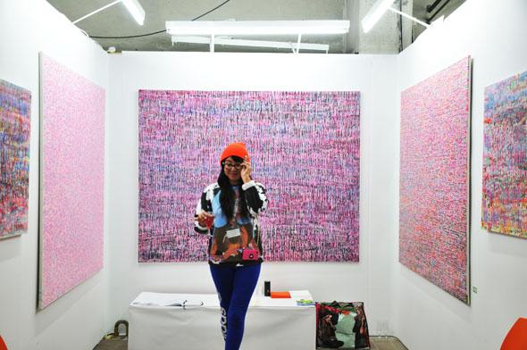 Berlin Art Link Discover, Berliner Liste