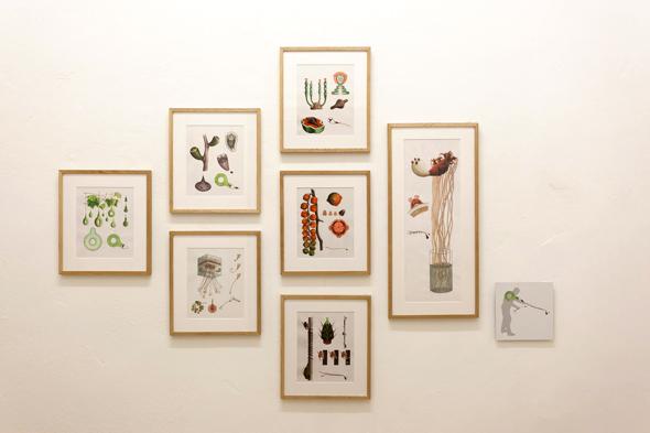 Berlin Art Link Review, New Atlantis, Art work by Ginsberg and Pohflepp