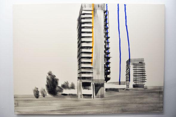 Berlin Art Link Discover, Berliner Liste, Arto Work by Irakli Bugia