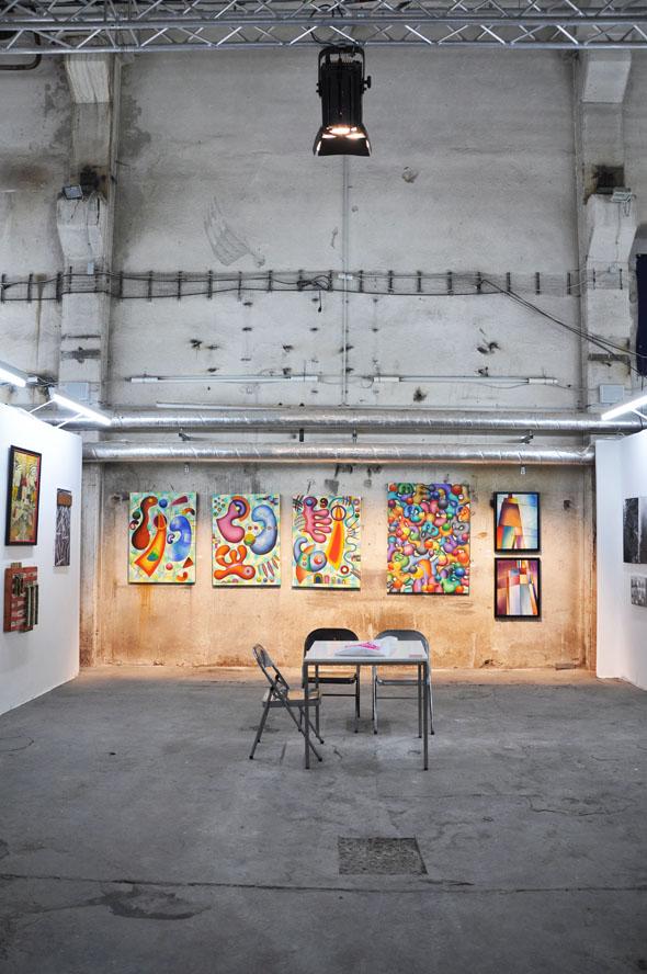 Berlin Art Link Discover, Berliner Liste, Studio 26 Gallery