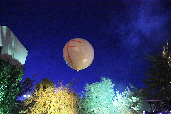 Berlin Art Week Opening Party on Augustrasse
