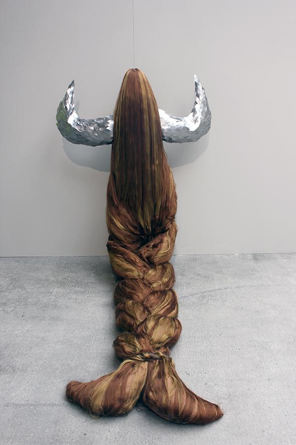 Berlin Art Link, Pauline Curnier Jardin, 'Grotta Profunda, les humeurs du gouffre,' presented by PSM gallery