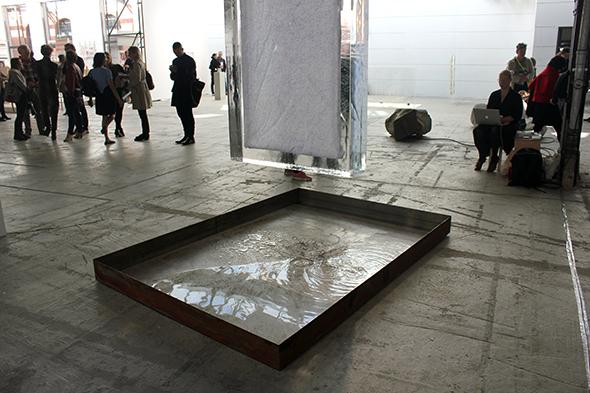 Berlin Art Link Review, abc 2013, photo: Stephanie Third