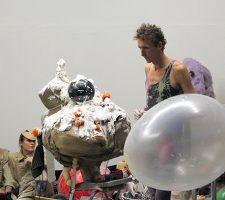 Berlin Art Link Discover, Gelatin at Schinkel Pavillon, photo: Stefanie Third