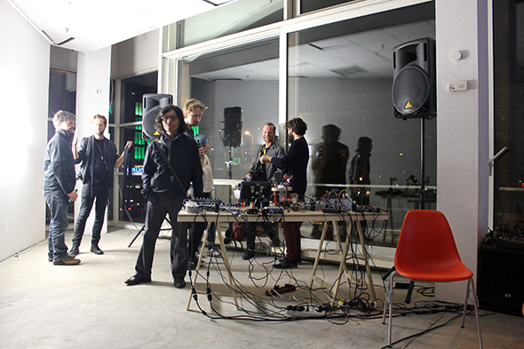 Berlin Art Link, Art Hack Day, 2013