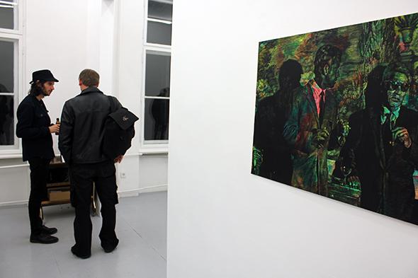 Berlin Art Link Discover Blog  Sleep Disorders magazine launch