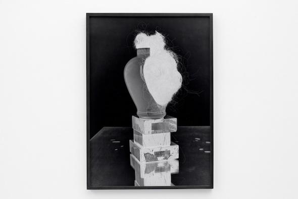"""Henrik Strömberg, """"Broken Vase Filled"""""""