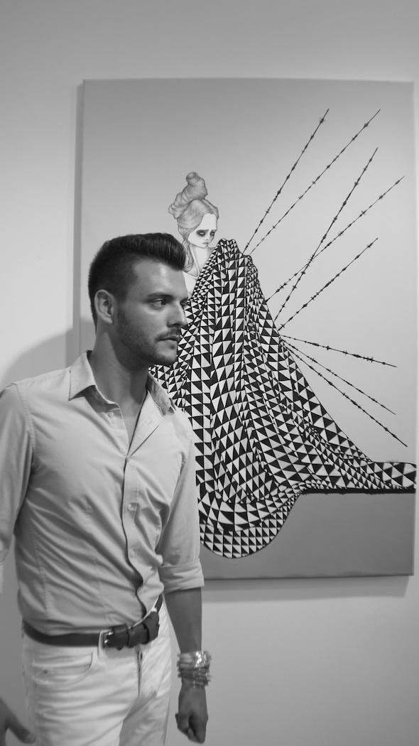 Daniele Davitti (2013); photo by