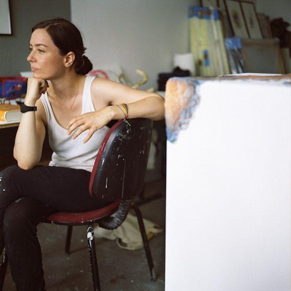 Berlin Art Link Studio Visit with Katharina Fengler
