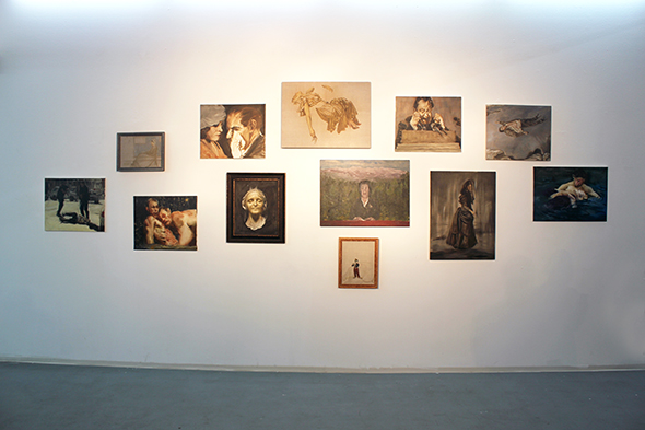 Photo Blog // New Berlin Painters
