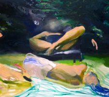 Berlin Art Link Review, Winston Chmielinski, Power play in anothers backyard