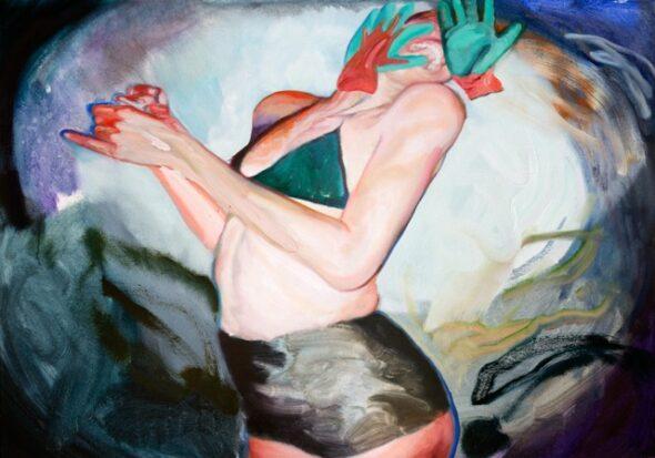 Berlin Art Link Review, Winston Chmielinski, Trigger