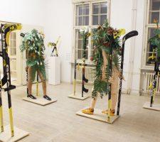 Berlin Art Link, Michelle Matson, Glogauair