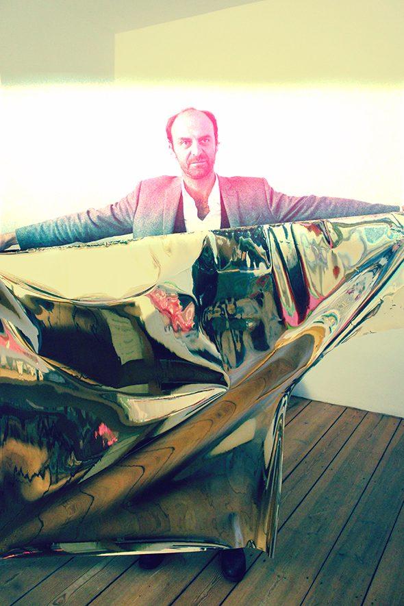 Berlin Art Link Studio Visits with Plastique Fantastique